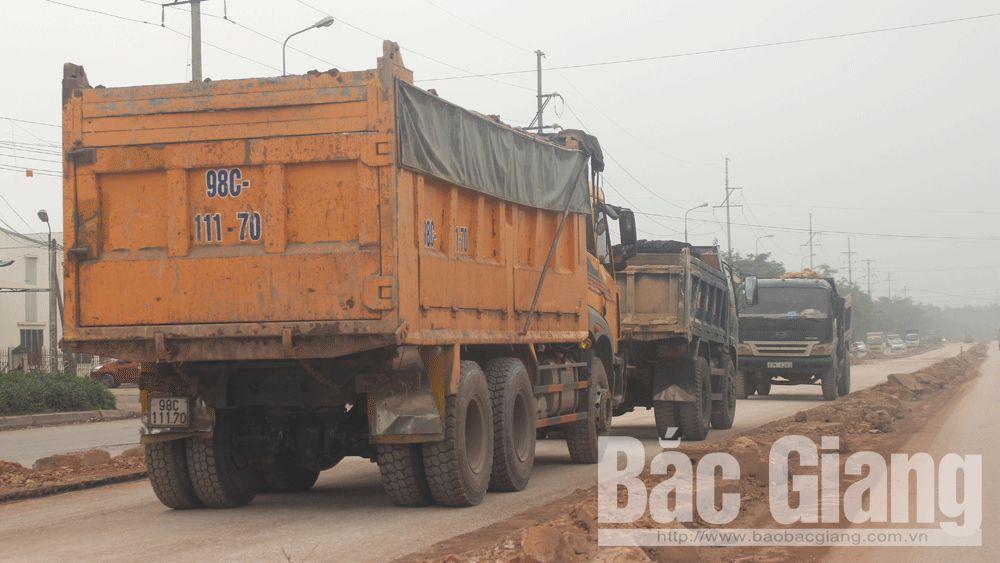 Bắc Giang: Xe cơi nới thành, thùng 'tái xuất' trên nhiều tuyến đường